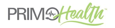 Primo Health Coach Logo